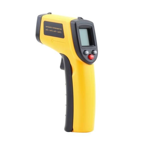 Инфракрасный термометр с лазерным указателем