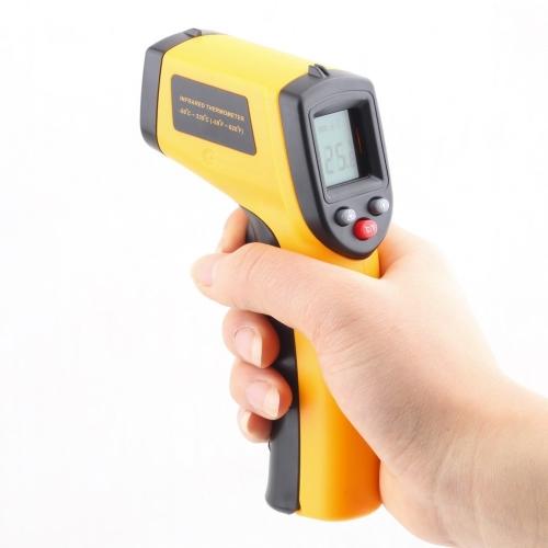 Инфракрасный термометр с лазерным указателем_2