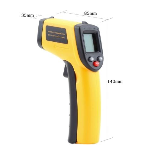 Инфракрасный термометр с лазерным указателем_3