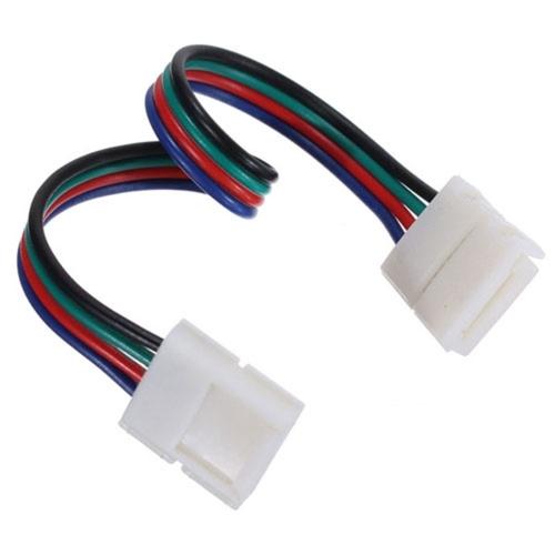 Переходник для SMD RGB двойной 4pin 10мм_2