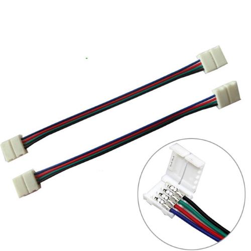Переходник для SMD RGB двойной 4pin 10мм_3