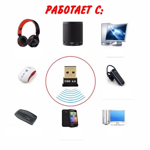 Адаптер Bluetooth mini v4.0_3