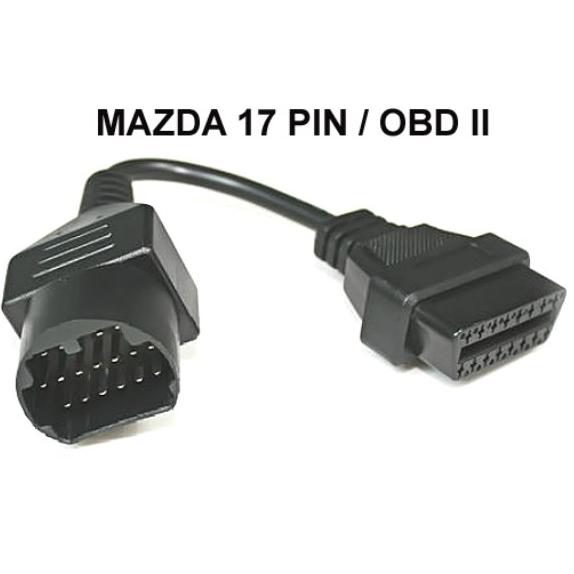 Переходник Mazda 17 pin_2