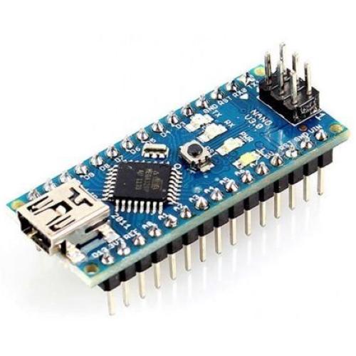 Arduino Nano V3 AVR Atm328P-20AU CH340_1