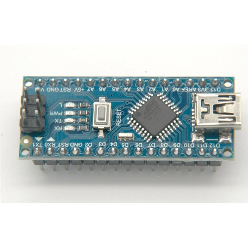 Arduino Nano V3 AVR Atm328P-20AU CH340_2