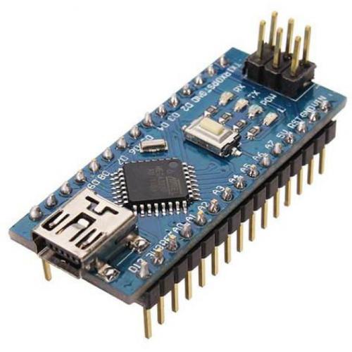 Arduino Nano V3 AVR Atm328P-20AU CH340_3