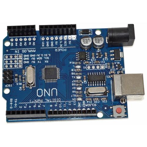 Arduino UNO R3 MEGA328P-AU CH340_3