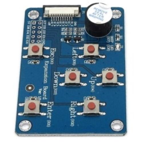 Nextion IO adapter синий