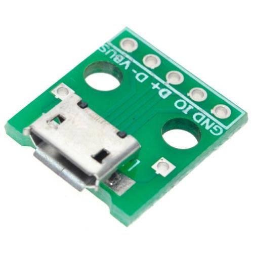 Модуль micro usb 5 pin