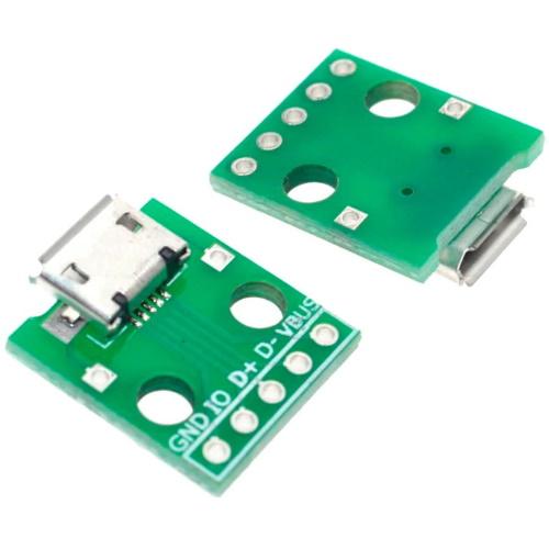 Модуль micro usb 5 pin_2
