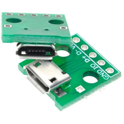 Модуль micro usb 5 pin_3