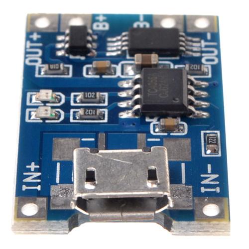 Модуль micro-USB TP4056_2