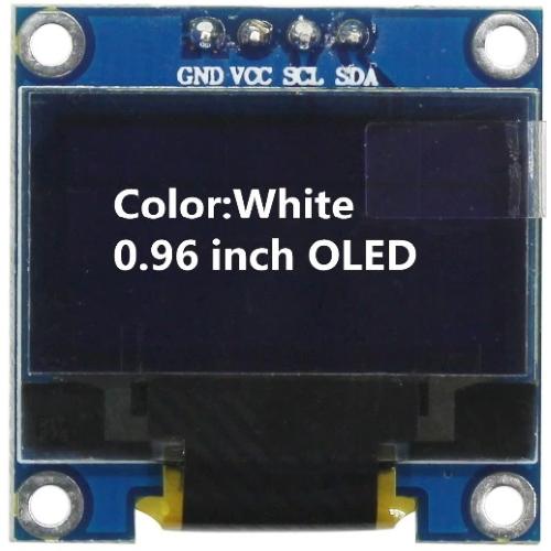 Дисплей OLED 128X64 iic_3