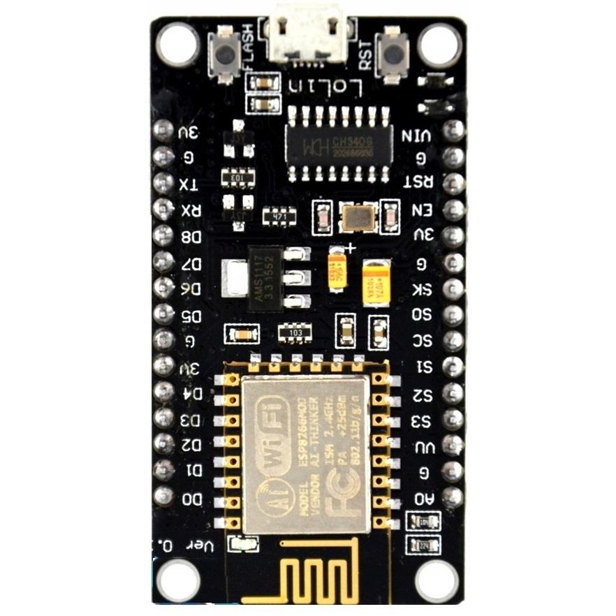 Wemos ESP8266 NodeMCU Lua V3 CH340G WIFI