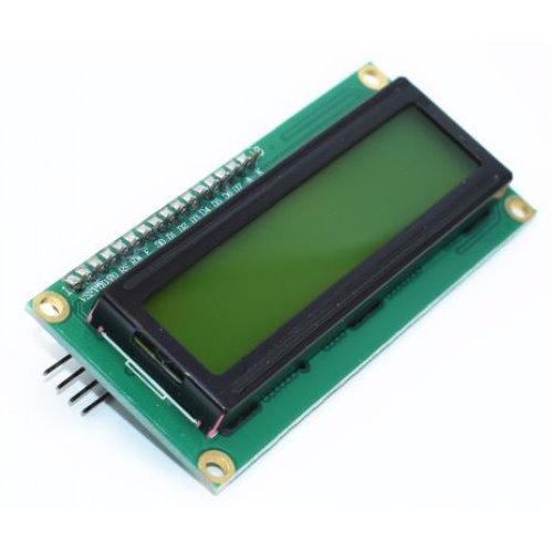 Дисплей LCD 1602 i2c