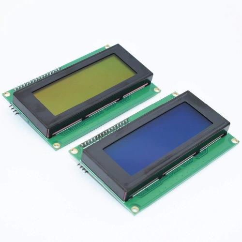 Дисплей LCD 2004 i2c