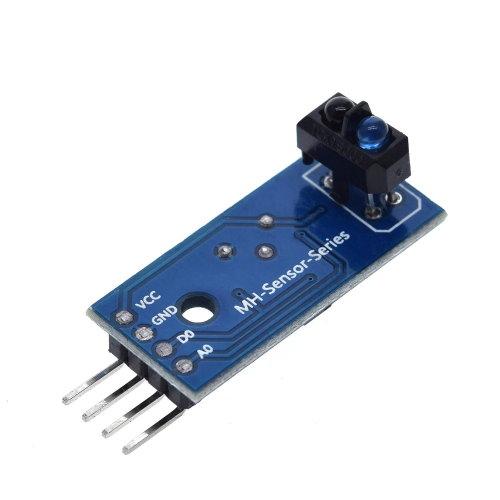 Инфракрасный датчик препятствия TCRT5000 с регулеровкой