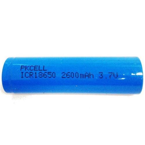 18650 аккумулятор 2600mAh PKCELL
