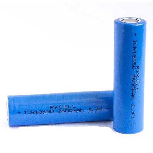 18650 аккумулятор 2600mAh PKCELL_2