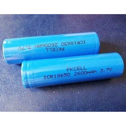 18650 аккумулятор 2600mAh PKCELL_3