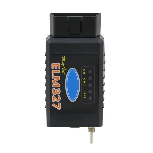 ELM327 WIFI V1.5 mini black