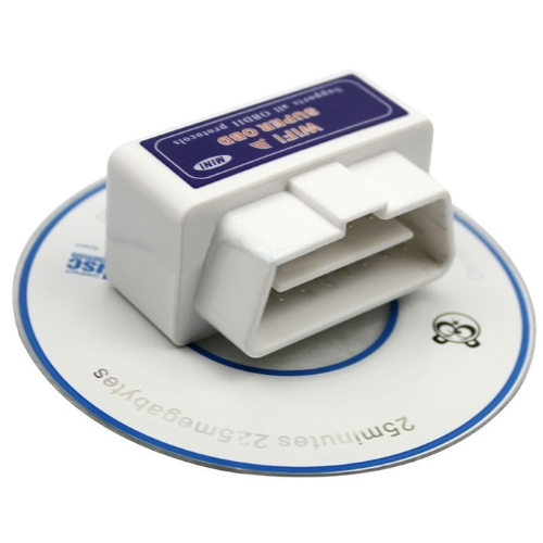 ELM327 WIFI V1.5 mini white