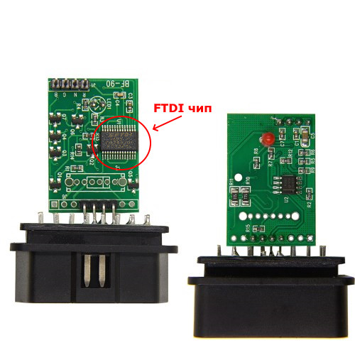 VAG-COM 409.1 на чипе FTDI