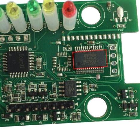 ELM327 USB V1.5 на чипе FTDI