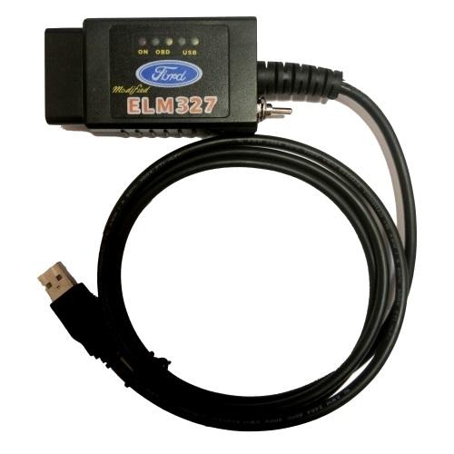 ELM327 USB для FORD на чипе FTDI с переключателем_3
