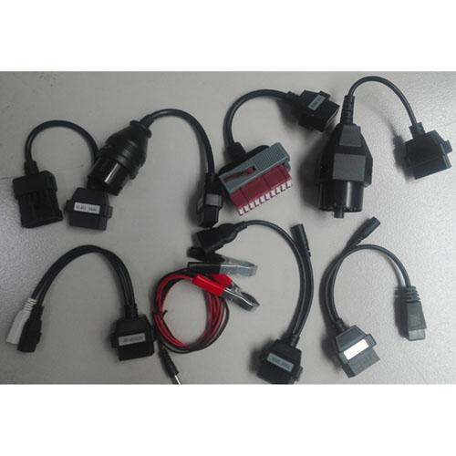Комплект переходников OBD2 для легковых автомобилей_2
