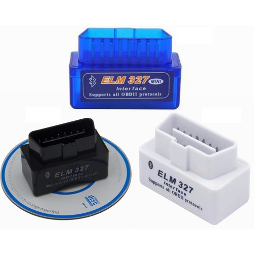 ELM327 Bluetooth V1.5 mini white